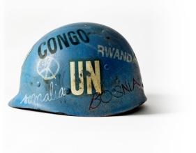 Image result for united nations blue helmet