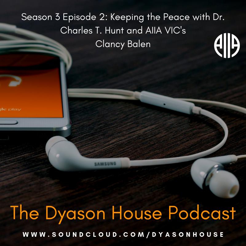 dyason house podcast